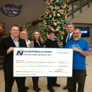 2016 NB Charitable Donation